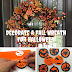 How to Decorate Fall Wreaths with Halloween Die Cuts