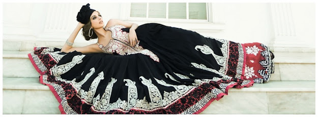 Nadia Hussain New Eid-ul-Adha collection