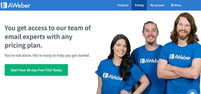 Aweber: MailChimp Alternatives: eAskme