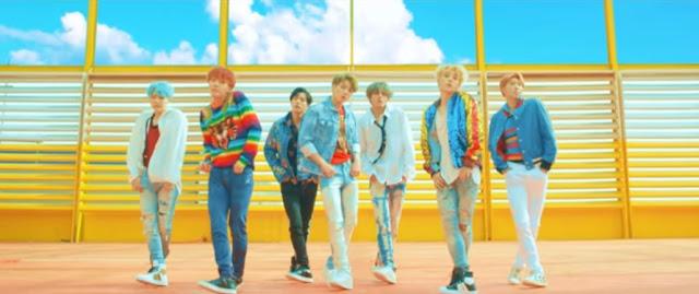 Terjemahan dan Lirik Lagu DNA - BTS