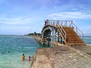 opentrip ke pulau tidung