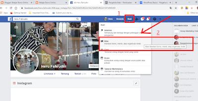 Fitur Membuat Facebook Ads di Facebook