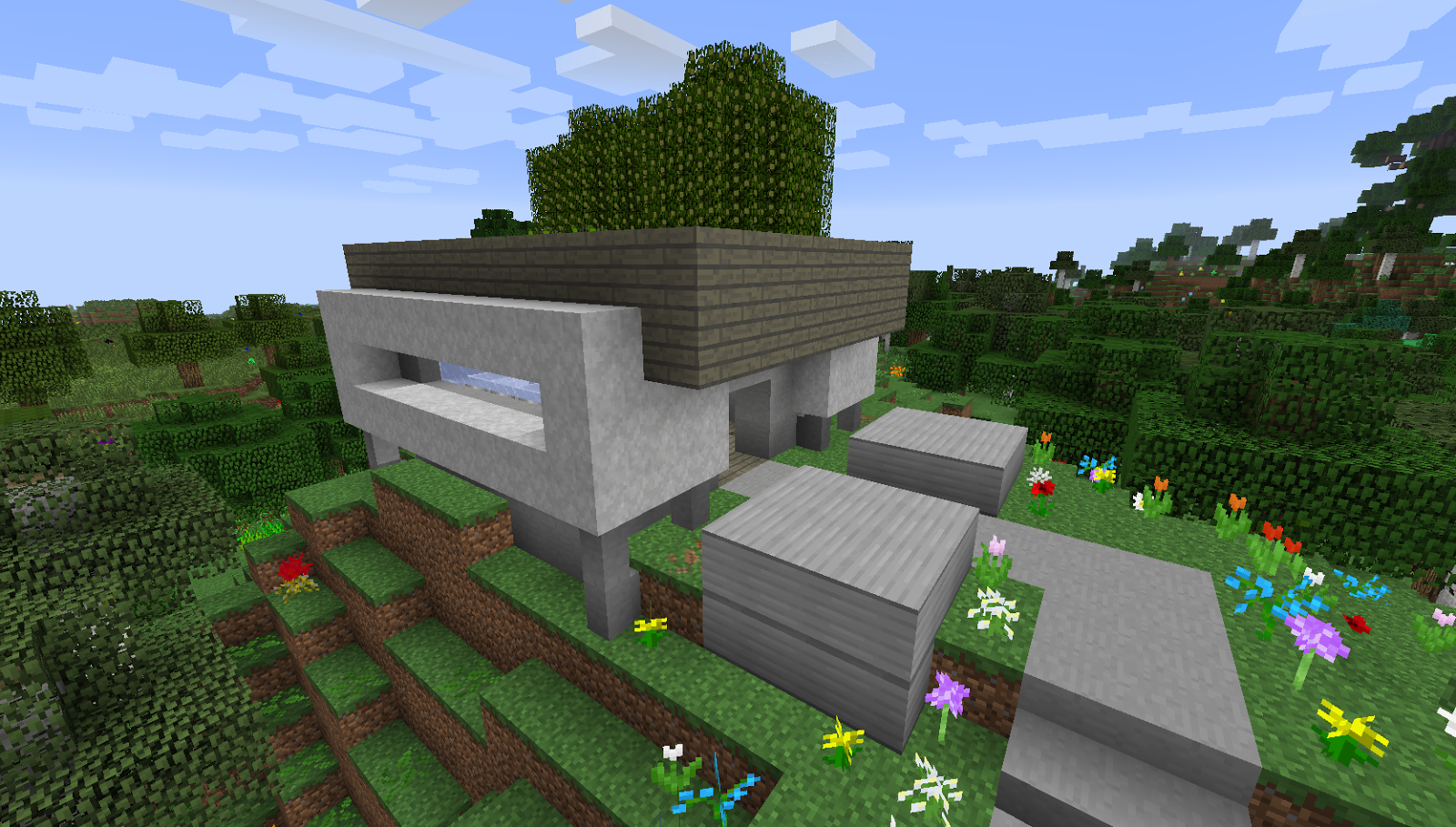 Modjo Minecraft: Binnie's Mods- Bees, Trees and Genetics