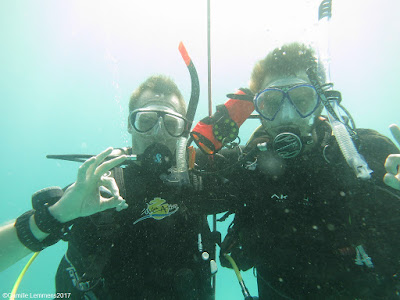 PADI IDC for July 2017 on Phuket has been completed