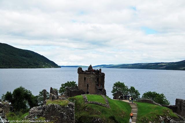 Urquhart Castle, Escocia