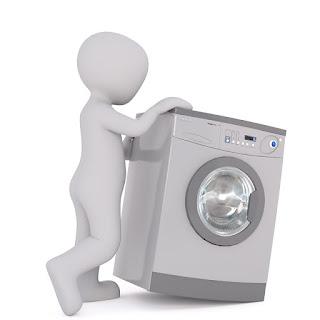 mesin cuci otomatis