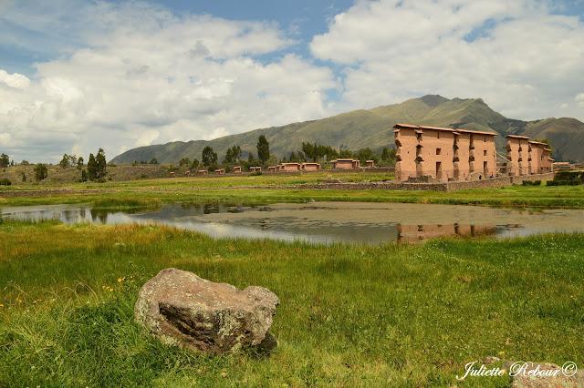 Raqchi, Voyage au Pérou