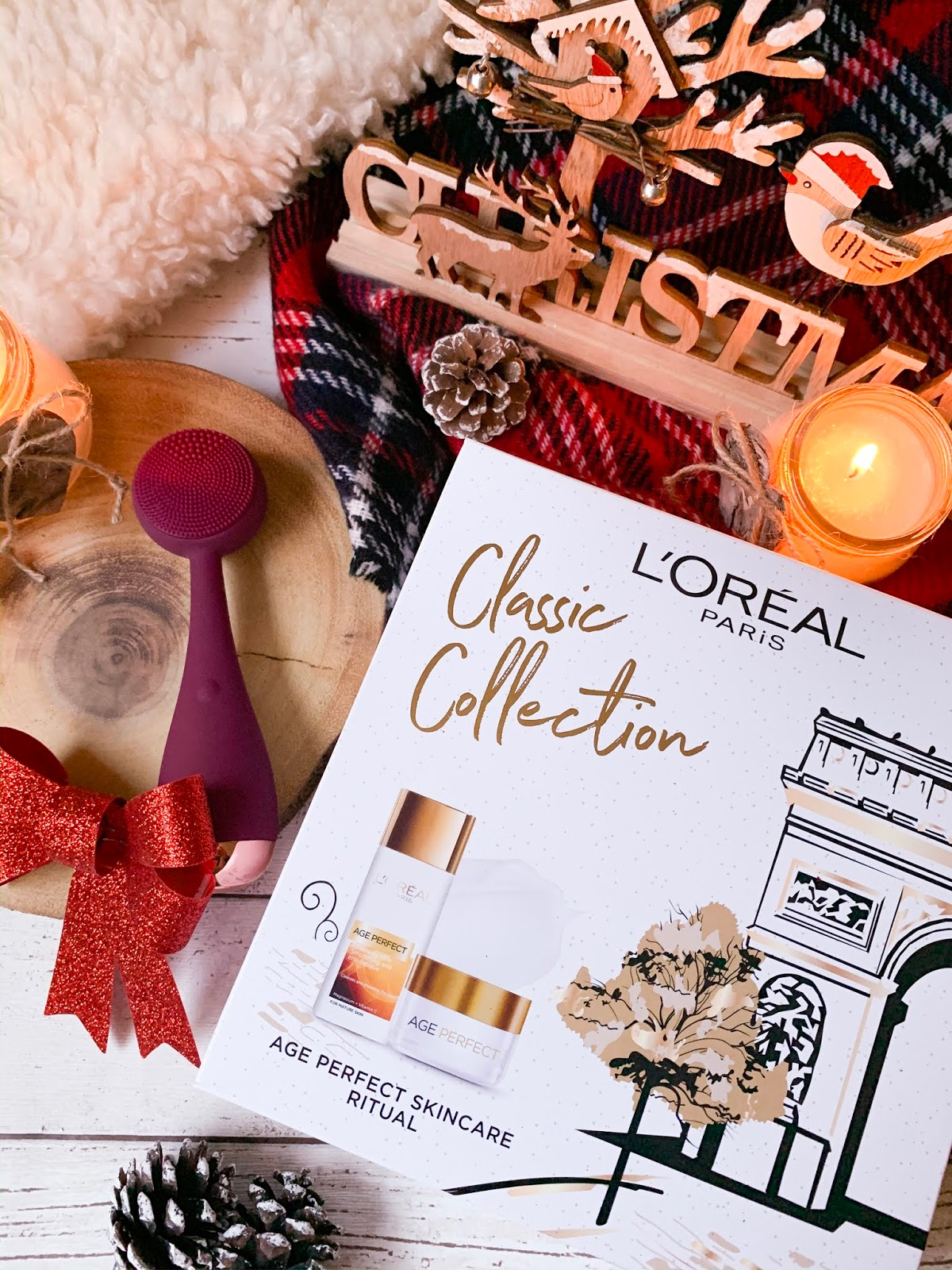 Christmas Gift Guide For Her 2019 Skincare Flatlay
