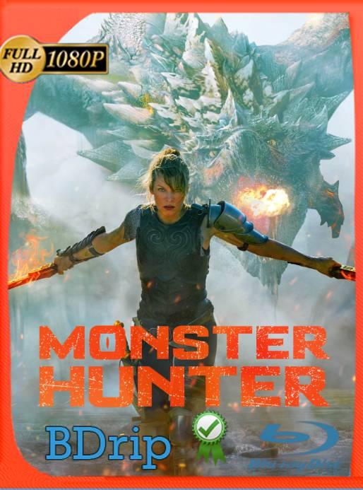 Monster Hunter: La Cacería Comienza (2020) BDRip [1080p] Latino [GoogleDrive] Ivan092