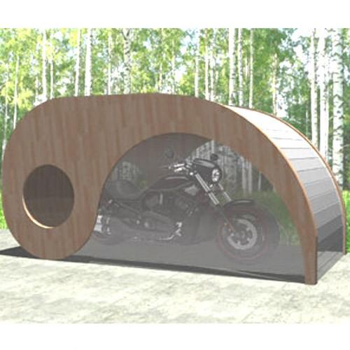 kurt hat ideen die faltgarage die garage im auto. Black Bedroom Furniture Sets. Home Design Ideas