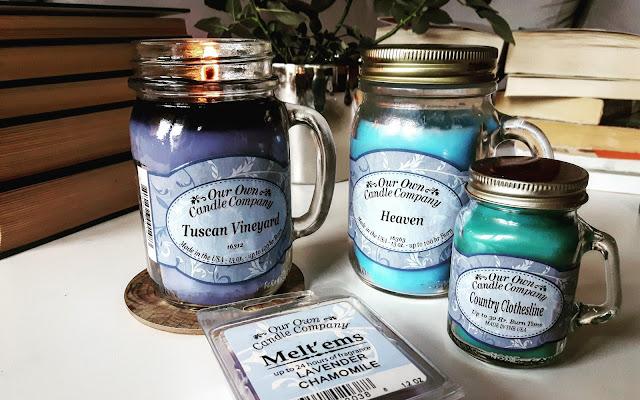Our Own Candle Company - pierwsze zetknięcie z marką - Czytaj więcej »