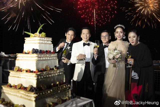 bea hayden kuo jacky heung wedding photos