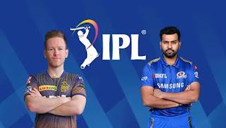 IPL 2021: 34 MATCH MI Vs KKR, Zayed Cricket Stadium, Abu Dhabi