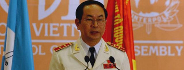 Bộ trưởng CA Trần Đại Quang sắp sang Mỹ bàn về nhân quyền