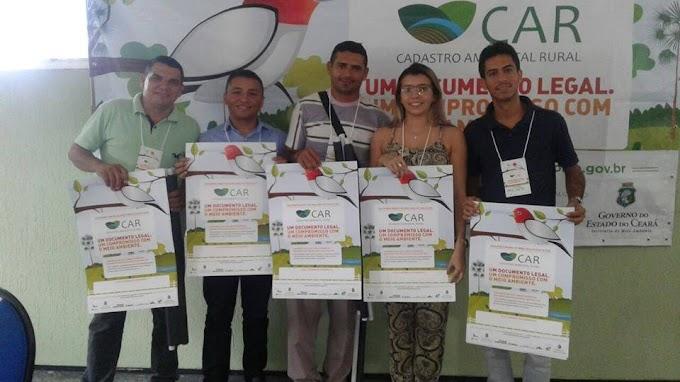 Senador Sá e apenas outros cinco municípios ultrapassam meta do Cadastro Ambiental Rural