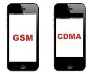 Perbedaan GSM dan CDMA Dalam HP,