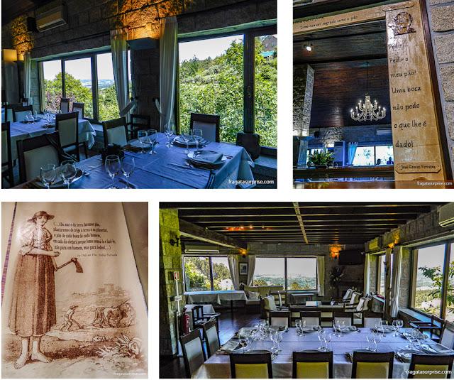 Restaurante do Museu do Pão, em Seia, Serra da Estrela, Portugal