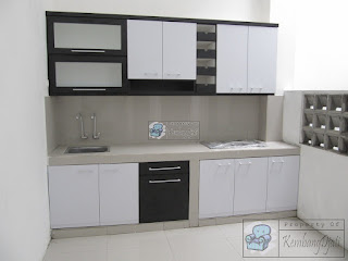 Kitchen Set Minimalis Semarang