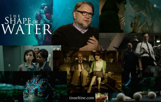 Guillermo del Toro mixes genres in The Shape of Water