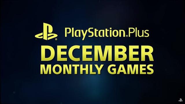الكشف عن القائمة الكاملة للألعاب المجانية لخدمة PlayStation Plus في شهر ديسمبر 2017