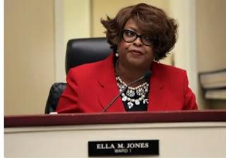 Ferguson Missouri in US elects first Black mayor Mrs Ella Jones