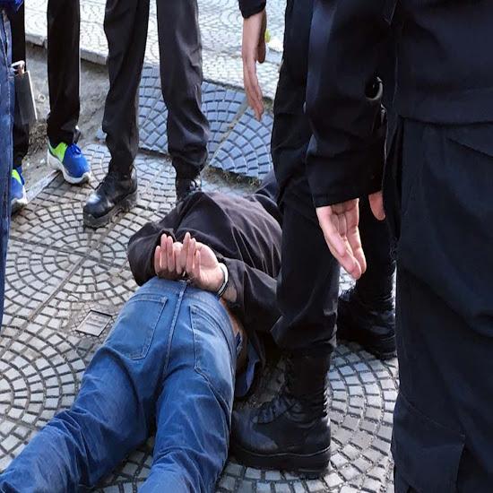 Gremialista detenido por agredir a un afiliado