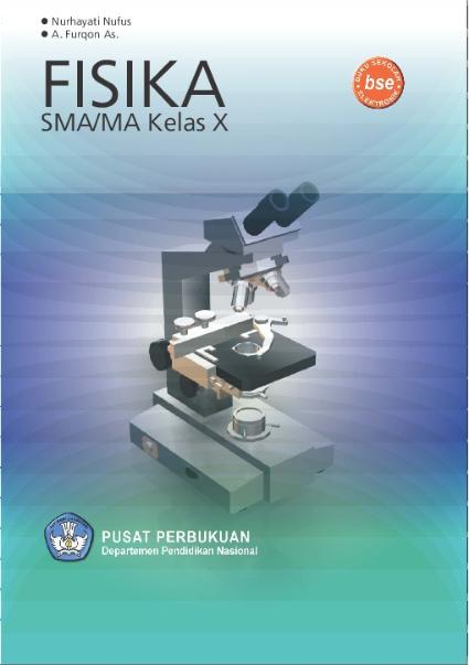 Download Buku Siswa KTSP SMA Kelas 10 Mata Pelajaran Fisika
