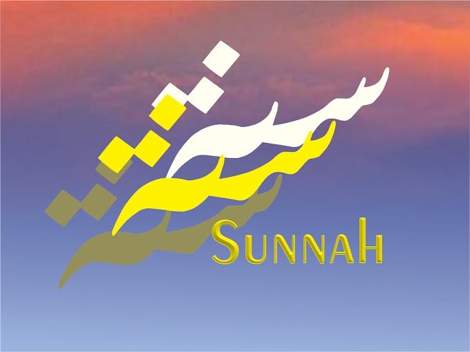 Pengertian dan Pembagian Sunnah