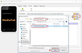 Cara verifikasi akun google Oppo A71 CPH-1717EX