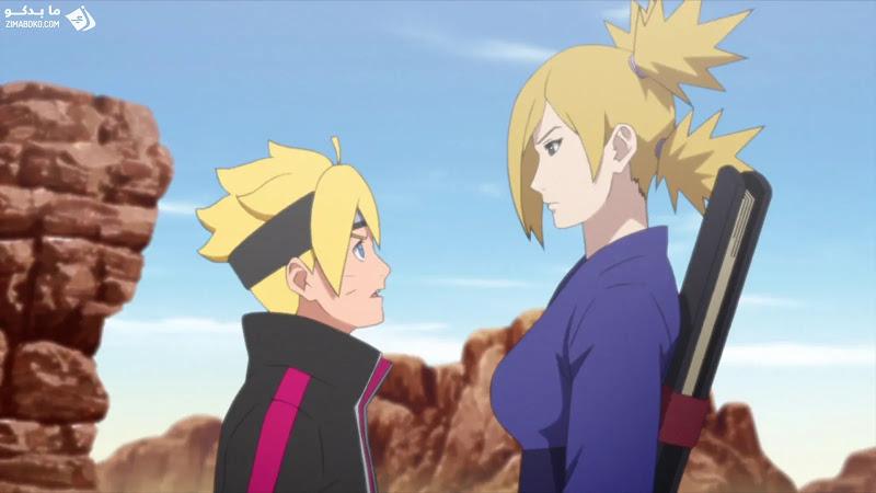 الحلقة 122 من أنمي بوروتو: ناروتو الجيل التالي Boruto: Naruto Next Generations مترجمة