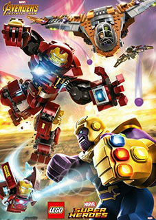 LEGO Marvel Super Heroes 2 Infinity War Torrent (PC)