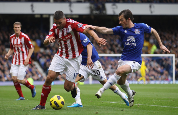 Stoke City vs Everton