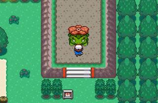 Pokemon X e Y Emerald para GBA Mega Venusaur Megaevolucion