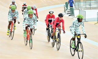 Nigeria Wins 11 Medals at African Track Championship