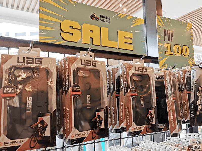 UAG cases for PHP 100? Steal!