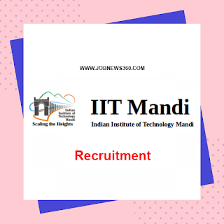 IIT Mandi Recruitment 2020 for Office Assistant