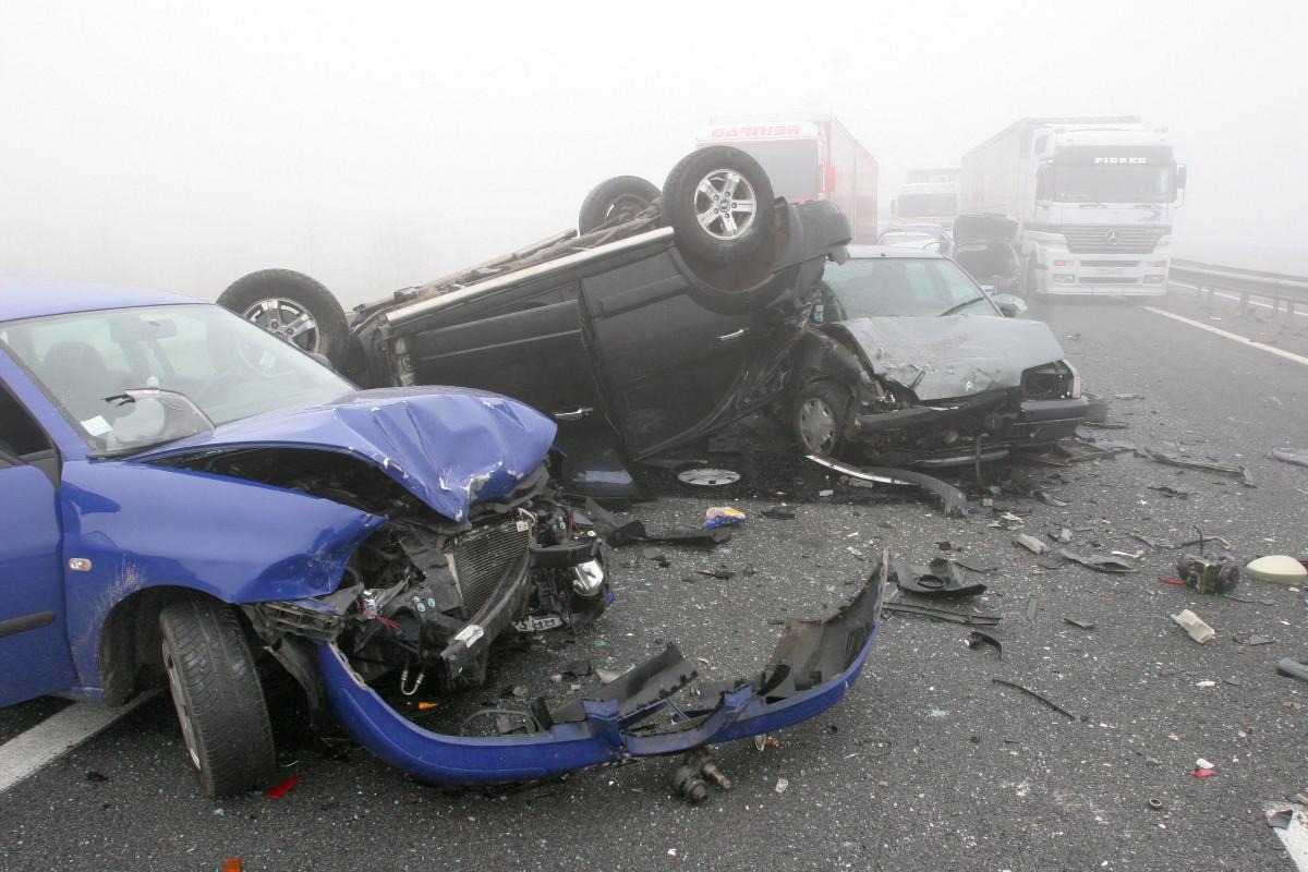حوادث المرور - الجزائر