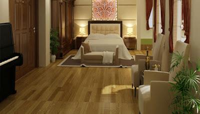 Sàn gỗ tự nhiên giá rẻ tại Hà Nội