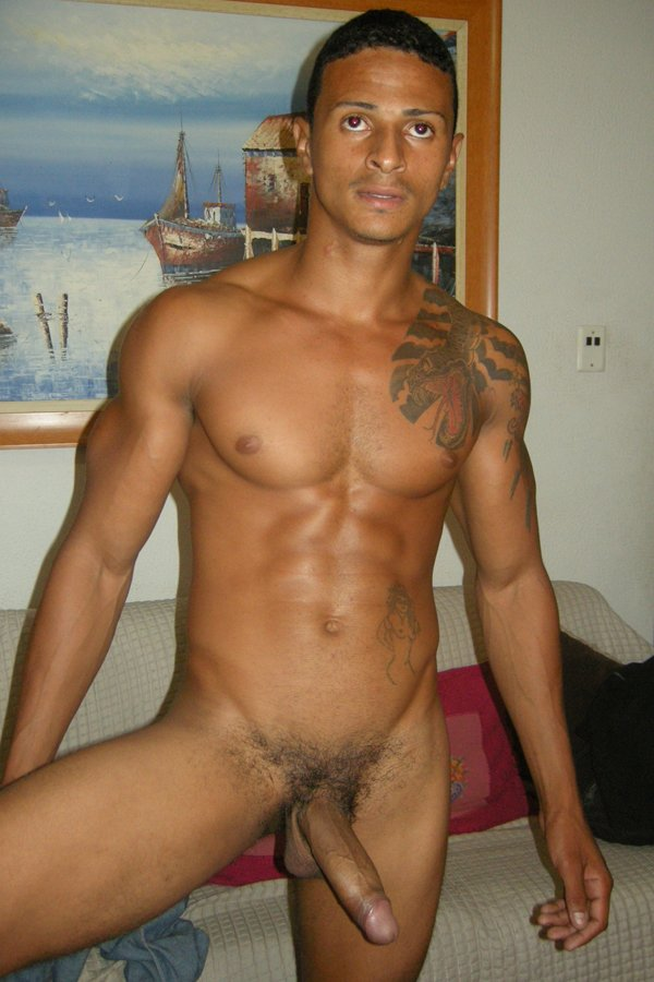 Dildo big cock brazilian men