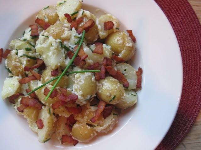 Jamie Oliver 3 Way Potato Salad Recipe