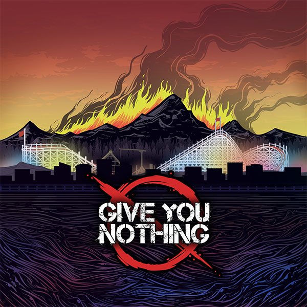"""Give You Nothing premiere lyric video for """"Clean Slate"""" (feat. Russ Rankin of Good Riddance)"""