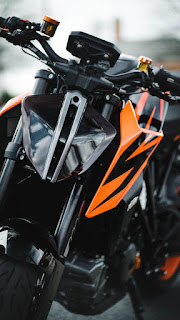 KTM 2020 Hade Light Letest Modified Picture
