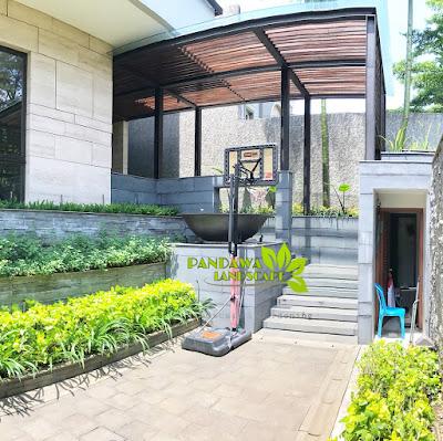 jasa taman rumah di surabaya