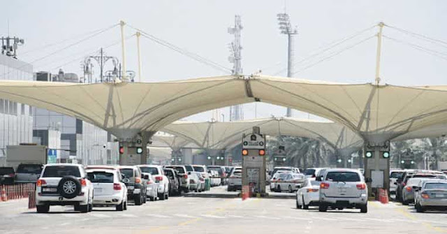 One stop procedure in Final stage on King Fahad Causeway