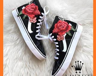 Rose-Vans