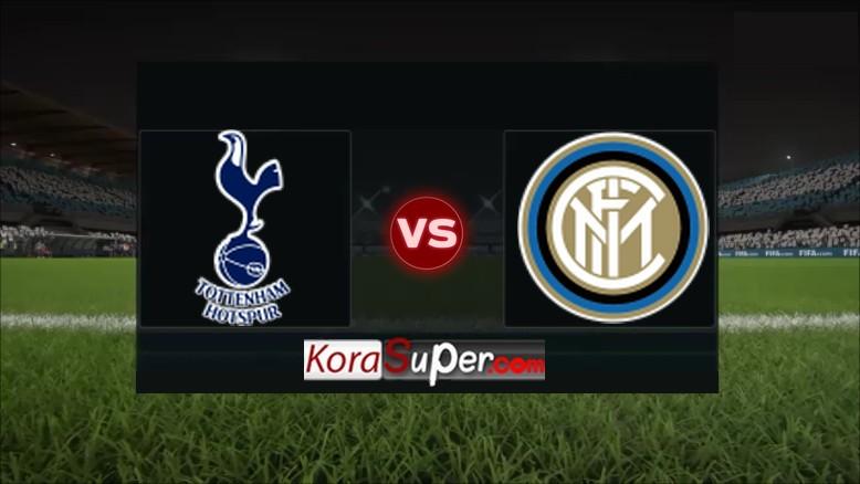 شاهدة بث مباراة توتنهام vs انتر ميلان 04/08/2019
