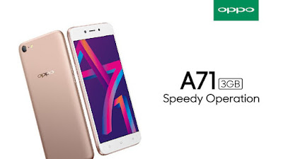 Cara Reset HP Oppo A71 Lupa Password