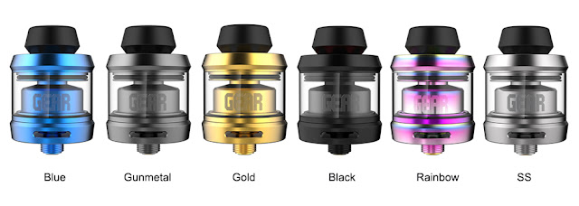 OFRF Gear RTA - A Great Choice!