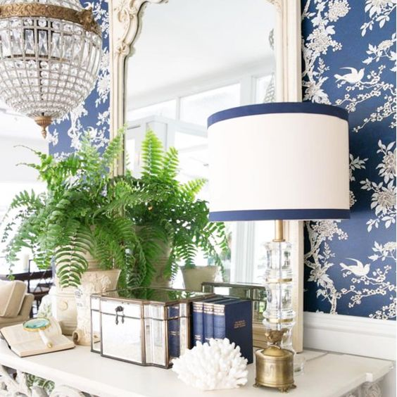 chinoiserie chic blue and - photo #23
