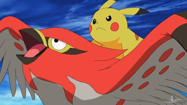 Pokémon: Volcanion y la Maravilla Mecánica imagenes hd